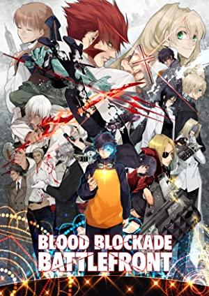 Blood Blockade Battlefront Ova