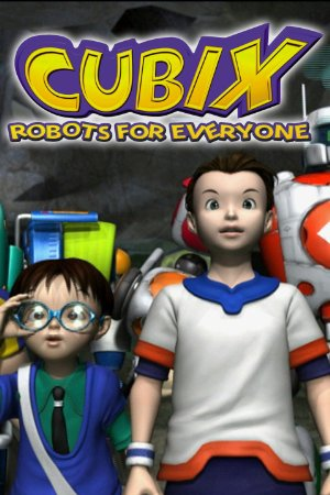 Cubix: Robots For Everyone: Season 2