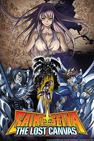 Saint Seiya: The Lost Canvas 2 (dub)