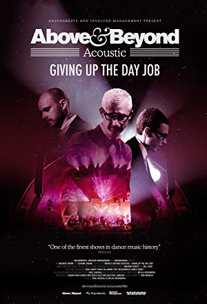 Above & Beyond: Giving Up The Day Job