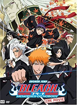Bleach The Movie Memories Of Nobody (sub)