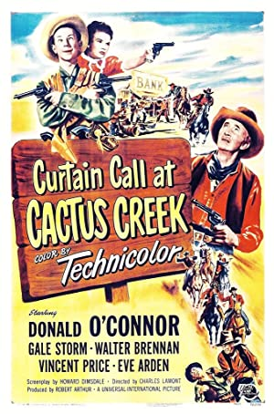 Curtain Call At Cactus Creek