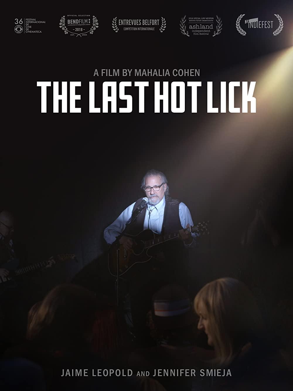 The Last Hot Lick