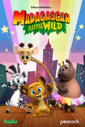 Madagascar: A Little Wild: Season 2