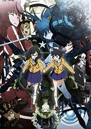 Black Rock Shooter (ova)