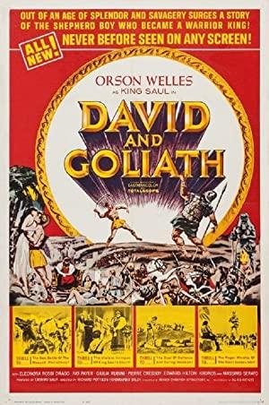 David And Goliath 1960