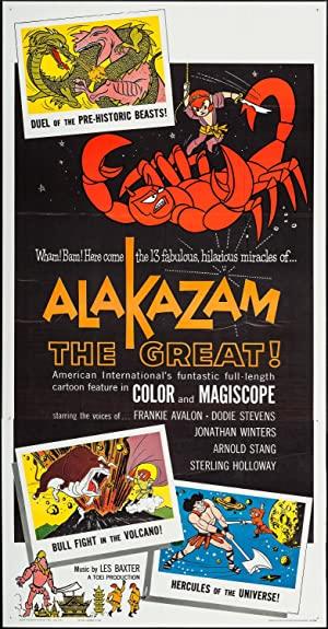 Alakazam The Great (dub)