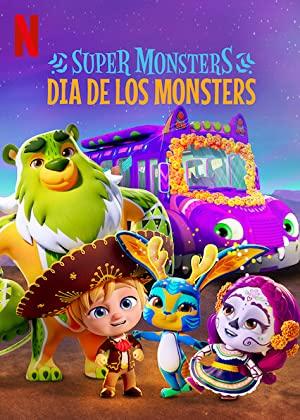 Super Monsters: Dia De Los Monsters