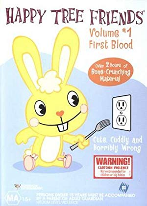 Happy Tree Friends: Volume 1: First Blood