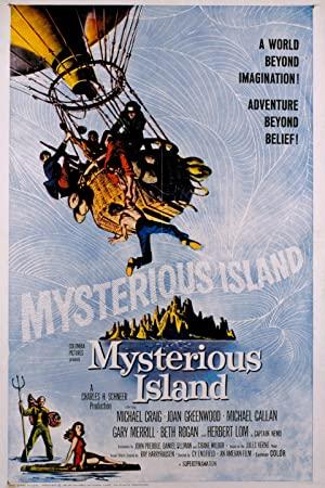 Mysterious Island 1961