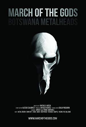 March Of The Gods: Botswana Metalheads