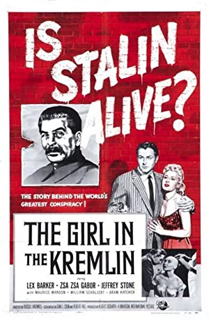 The Girl In The Kremlin