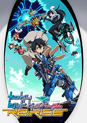 Gundam Build Divers Re: Rise 2nd Season