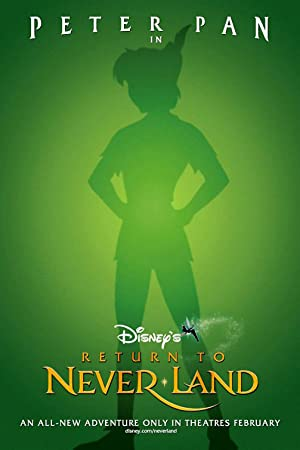 Peter Pan 2: Return To Never Land