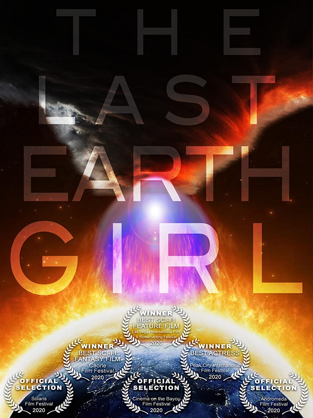 The Last Earth Girl Went To Space To Find God