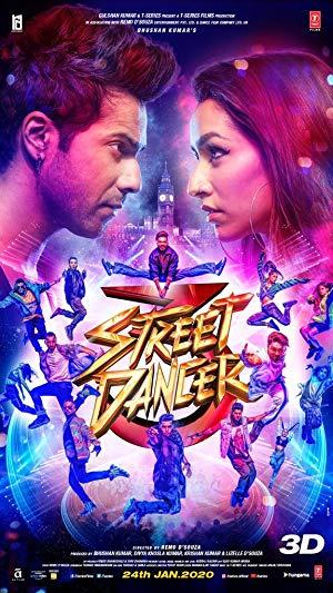 Street Dancer 3d