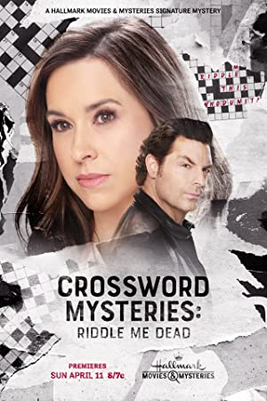 Crossword Mysteries: Riddle Me Dead