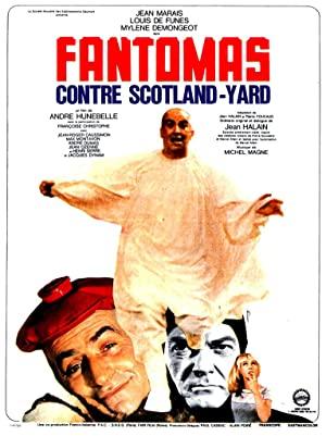 Fantomas Contra Scotland Yard