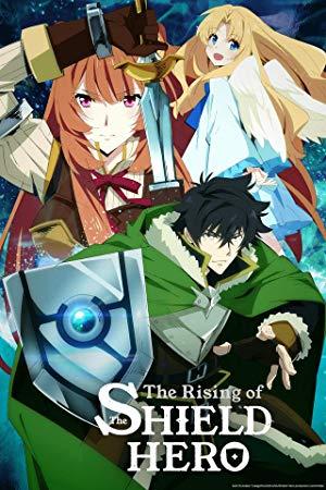 The Rising Of The Shield Hero (dub)