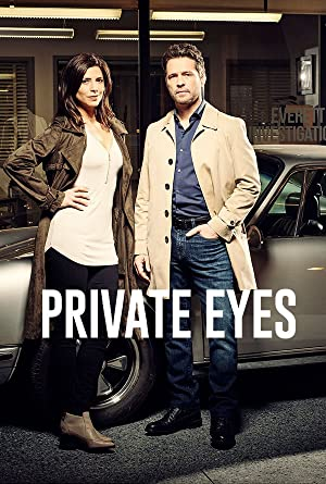 Private Eyes: Season 3