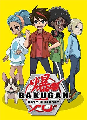 Bakugan: Battle Planet: Season 3