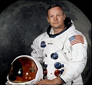 Neil Armstrong: First Man On The Moon