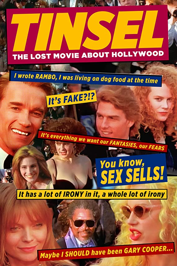 Tinsel - The Lost Movie About Hollywood