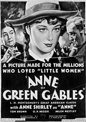 Anne Of Green Gables 1934