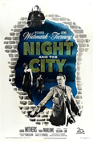 Night And The City 1950