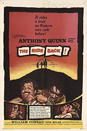 The Ride Back 1957