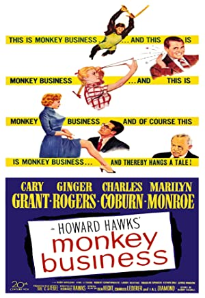 Monkey Business 1952