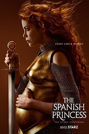 The Spanish Princess: Season 2