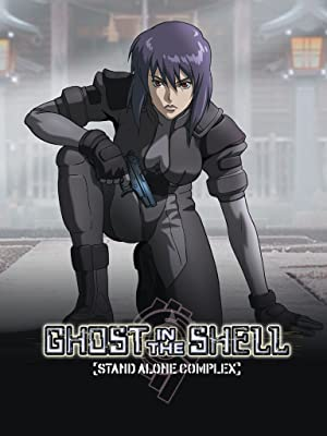Ghost In The Shell Stand Alone Complex 2045