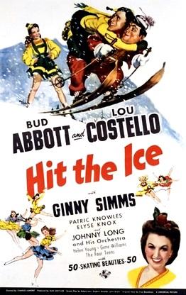 Hit The Ice