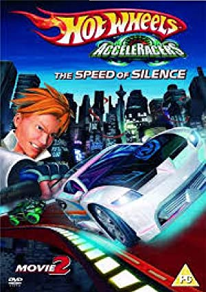 Hot Wheels Acceleracers The Speed Of Silence