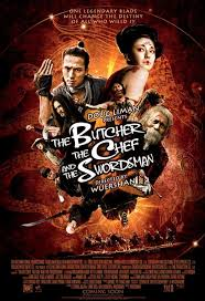 The Butcher The Chef And The Swordsman