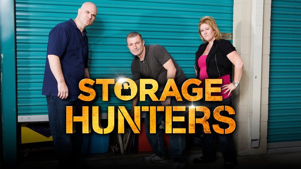 Storage Hunters Uk: Season 1