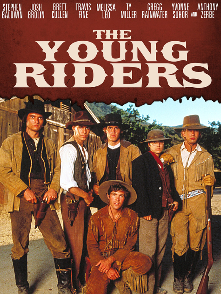 The Young Riders: Season 2