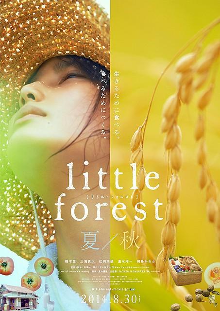 Little Forest Natsu Aki