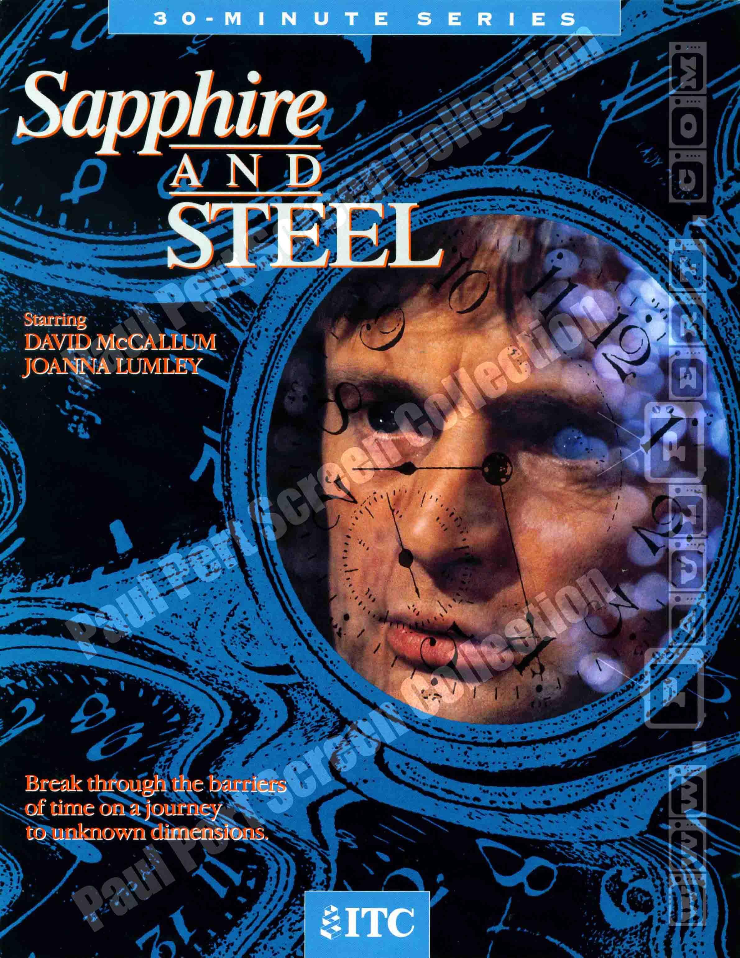 Sapphire & Steel: Season 6