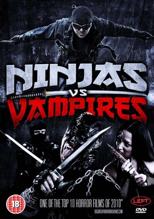 Ninjas Vs. Vampires