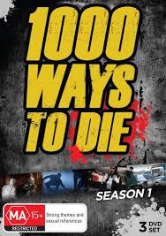 1000 Ways To Die: Season 1
