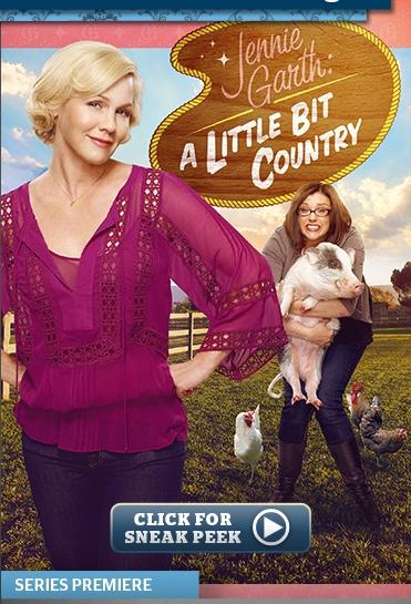 Jennie Garth: A Little Bit Country: Season 1