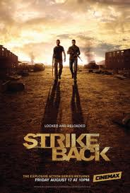 Strike Back: Season 4
