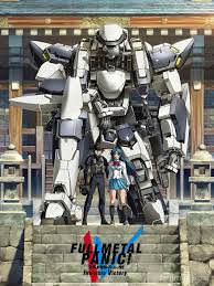 Full Metal Panic! Invisible Victory (sub)