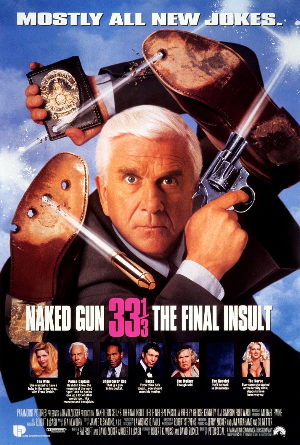 The Naked Gun 3