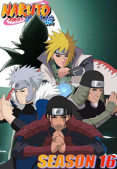 Naruto: Shippuuden: Season 16