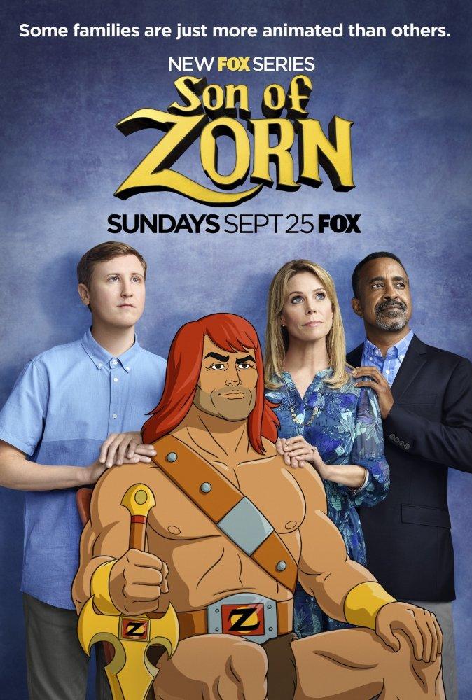 Son Of Zorn: Season 1