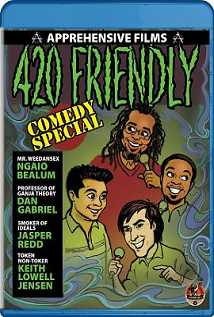 420 Friendly Comedy Special