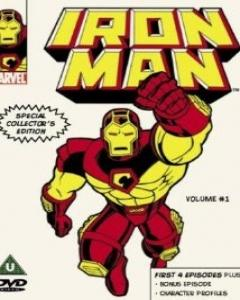 The Invincible Iron Man Tas
